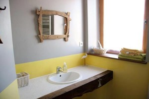 salle de bain aven